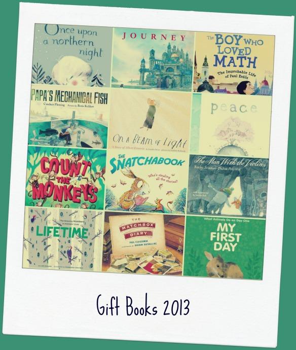gift Books 2013