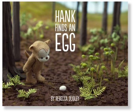 Hank finds an Egg #IMWAYR There's a Book for That