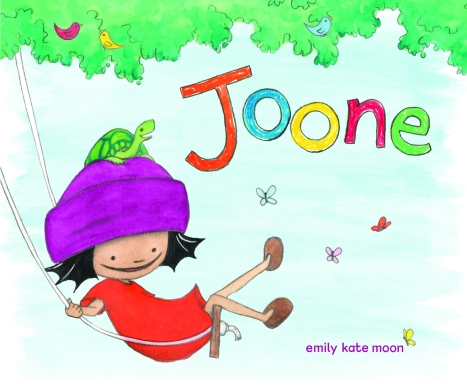 Joone #IMWAYR There's a Book for That