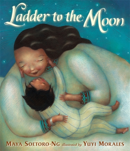 Ladder to the moon #IMWAYR There's a Book for That