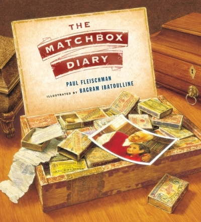 The Matchbox diary Gift Books 2013 There's a Book for That