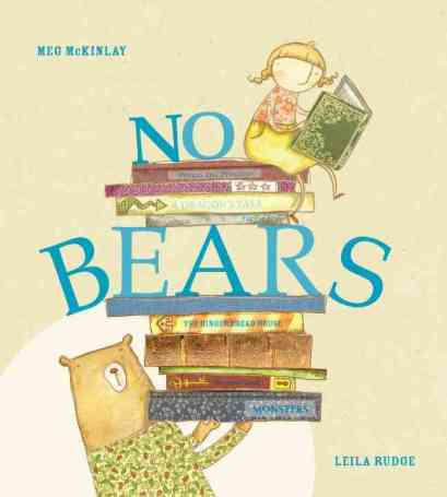 No Bears #IMWAYR There's a Book for That