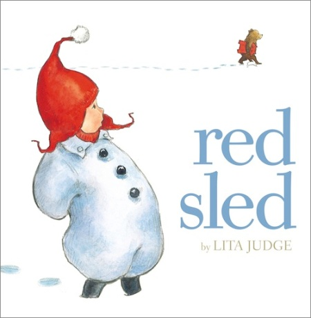 Red Sled #IMWAYR There's a Book for That!