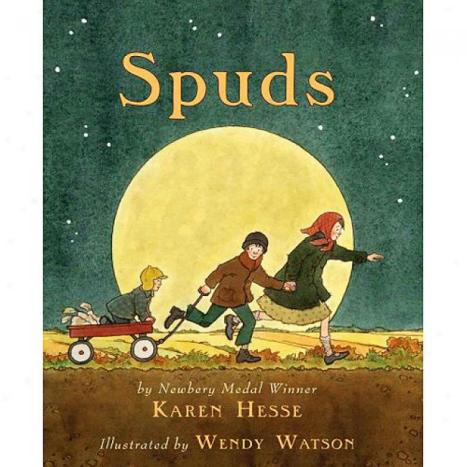 Spuds #IMWAYR There's a Book for That!