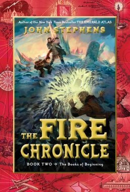 The Fire Chronicle #IMWAYR There's a Book for That!