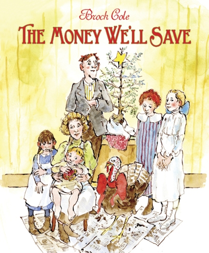 The Money we'll Save #IMWAYR There's a Book for That