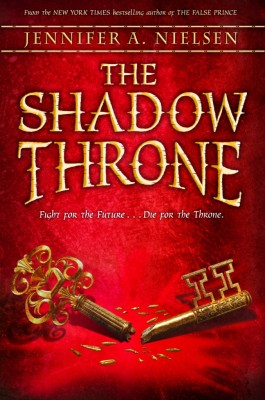 The Shadow Throne Must Read 2014 There's a Book for That!