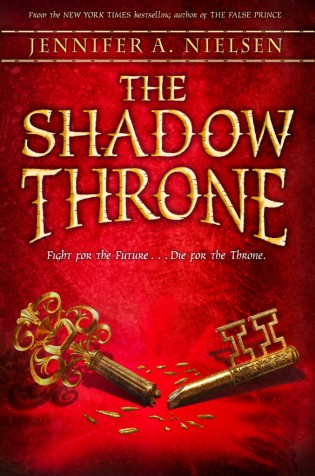 The-Shadow-Throne Celebration: A rich reading life There's a Book for That