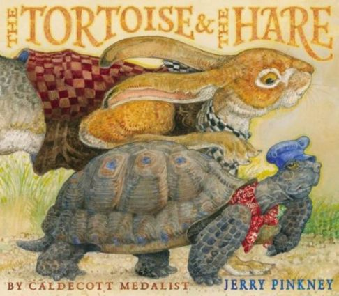 The tortoise and the hare #IMWAYR There's a Book for That