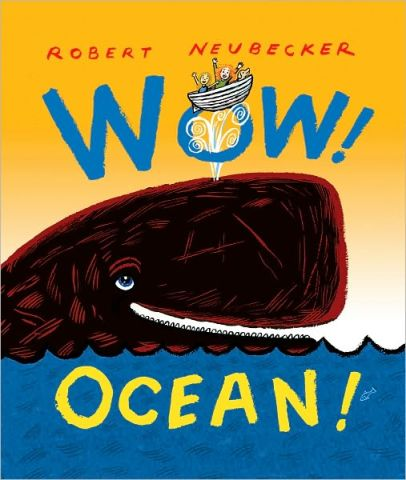 wow ocean #IMWAYR There's a Book for That