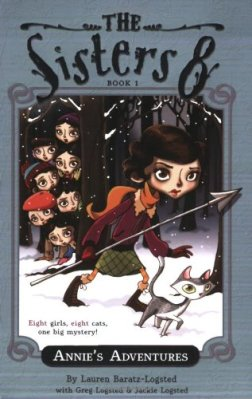 Annie's Adventures Monday October 27th, 2014 #IMWAYR There's a Book for That