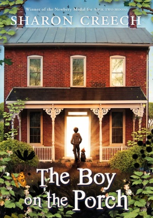 The Boy on the Porch #IMWAYR There's a Book for That