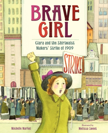 Brave girl #IMWAYR There's a Book for That