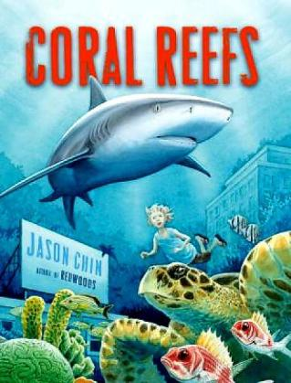 Coral-Reefs NFPB 2014 The Mysteries of the Underwater World There's a Book for That