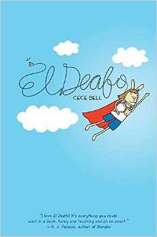 El Deafo #IMWAYR There's a Book for That October 6th 2014