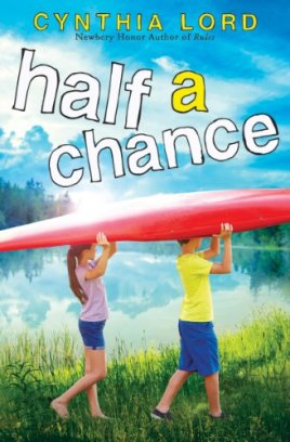Half a Chance  #IMWAYR There's a Book for That