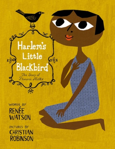 Harlem's Little Blackbird #IMWAYR There's a Book for That
