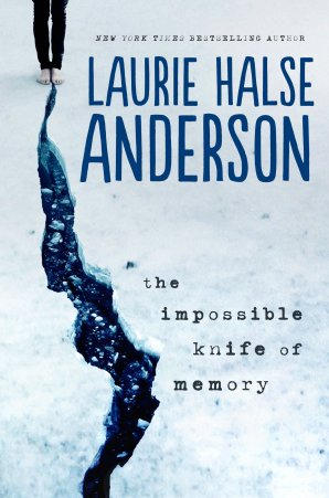 Th Impossible Knife of Memory #IMWAYR There's a Book for That