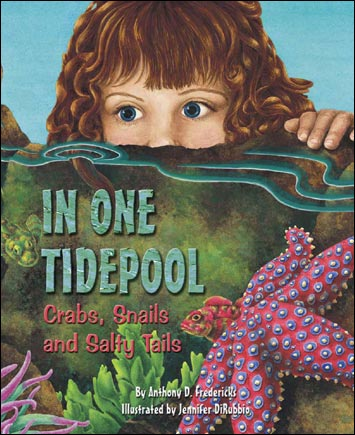 In one Tidepool NFPB 2014 The Mysteries of the Underwater World There's a Book for That