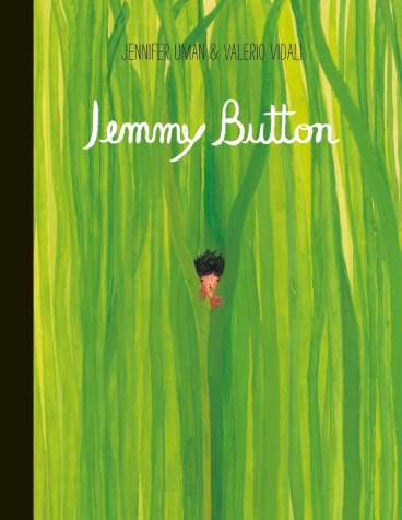 Jemmy Button #IMWAYR There's a Book for That