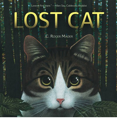 lost cat #IMWAYR There's a Book for That