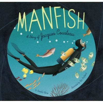 Manfish NFPB 2014 The Mysteries of the Underwater World There's a Book for That