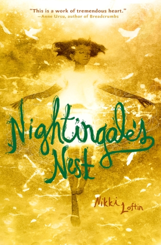 Nightingale's nest #IMWAYR May 19th 2014 There's a Book for That