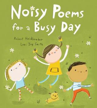 Noisy Poems #IMWAYR There's a Book for That