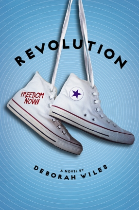Revolution #IMWAYR There's a Book for That September 15th 2014