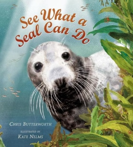 See What A Seal Can Do  Animal Stories #NFPB2014 There's a Book for That