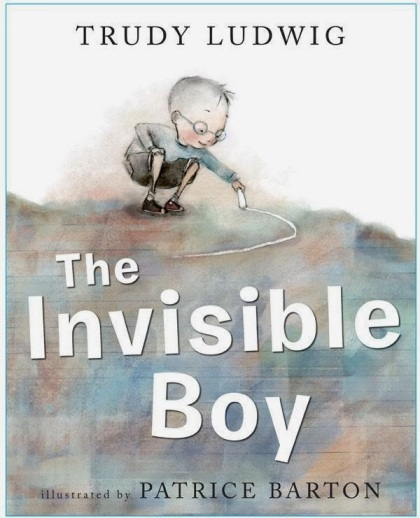The invisible Boy: Big Issue Titles There's a Book for That
