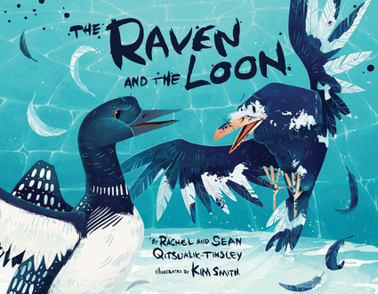 The raven and the loon #IMWAYR There's a Book for That