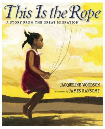 This is the Rope #IMWAYR There's a Book for That