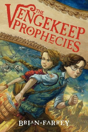Vengekeep Prophecies #IMWAYR There's a Book for That