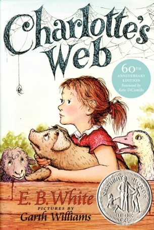 charlotte's web Celebration: A rich reading life There's a Book for That