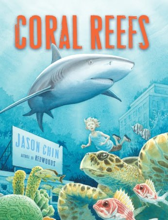 Coral Reefs #IMWAYR There's a Book for That