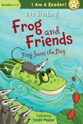 frog saves the day #IMWAYR There's a Book for That