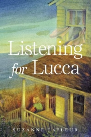 Listening for Lucca  #IMWAYR There's a Book for That