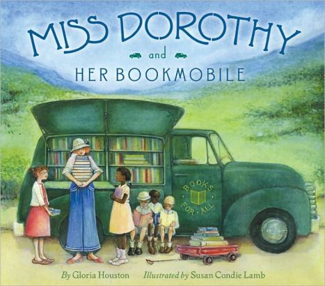 Miss Dorothy #IMWAYR There's a Book for That