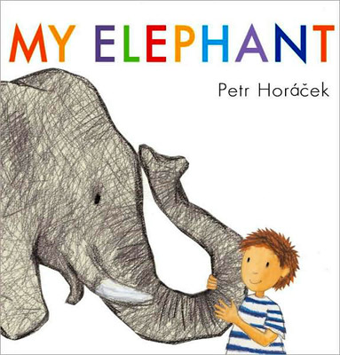 My elephant #IMWAYR There's a Book for That