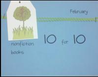 Nonfiction 10 for 10