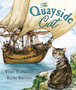 The Quayside Cat #IMWAYR There's a Book for That