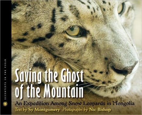 Saving the Ghost of the Mountain Celebration: A rich reading life There's a Book for That