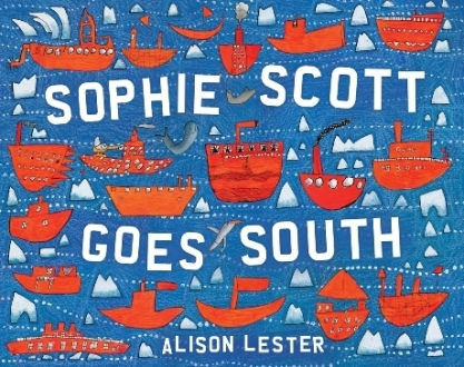 Sophie Scott Goes South  There's a Book for That