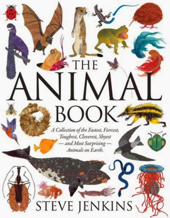 The animal book Celebration: A rich reading life There's a Book for That