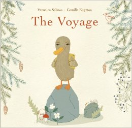 The Voyage #IMWAYR There's a Book for That