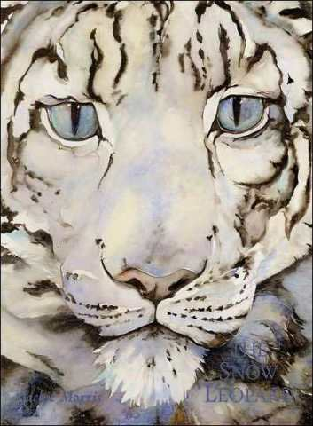 The Snow Leopard #IMWAYR There's a Book for That
