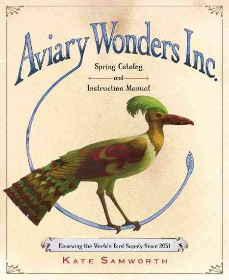 #NFPB2014 There's a Book for That Bird Assembly 101