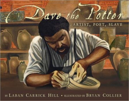Dave the Potter #IMWAYR There's a Book for That