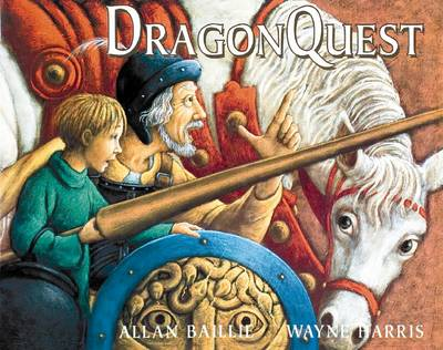 Dragon Quest #IMWAYR There's a Book for That